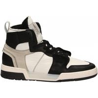 Schuhe Herren Sneaker High Lemaré HI-MAN JON nero