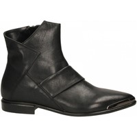 Schuhe Damen Low Boots Laura Bellariva TROPIC nero