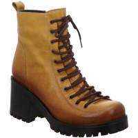 Schuhe Damen Boots Gemini Stiefeletten ANILINA STIEFEL 039440-02/006 006 beige