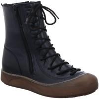 Schuhe Damen Boots Gemini Stiefeletten ANILINA STIEFEL 331010-02/802 802 blau