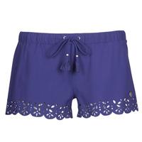 Kleidung Damen Shorts / Bermudas Banana Moon MEOW Marine