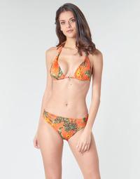Kleidung Damen Bikini Ober- und Unterteile Banana Moon NIKO BANANAS Orange