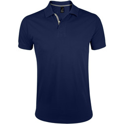Kleidung Herren Polohemden Sols PORTLAND MODERN SPORT Azul