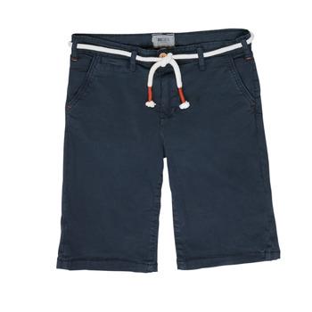 Kleidung Jungen Shorts / Bermudas Deeluxe KARMA Marine