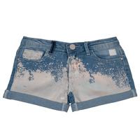 Kleidung Mädchen Shorts / Bermudas Desigual JORBA Blau