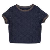 Kleidung Mädchen Tops / Blusen Ikks ASTRID Marine