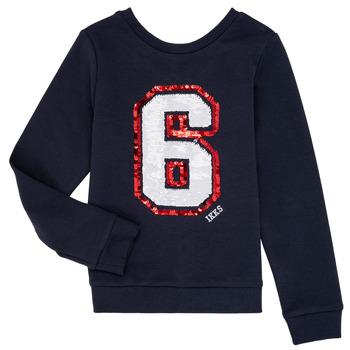 Kleidung Mädchen Sweatshirts Ikks BENEDICTE Marine