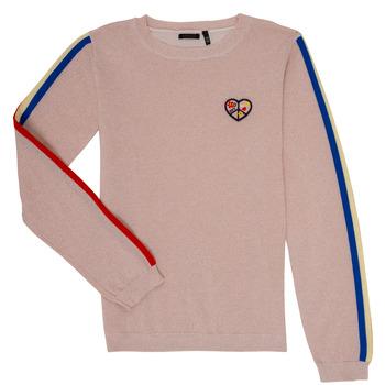 Kleidung Mädchen Pullover Ikks LAURENT Rose