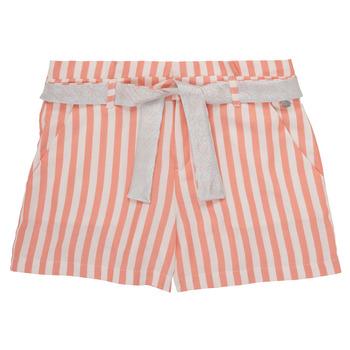 Kleidung Mädchen Shorts / Bermudas Ikks BADISSIO Orange