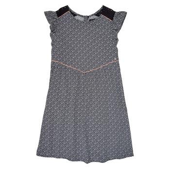 Kleidung Mädchen Kurze Kleider Ikks ZOE Schwarz