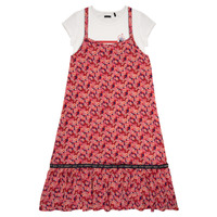 Kleidung Mädchen Kurze Kleider Ikks DANIA Multicolor