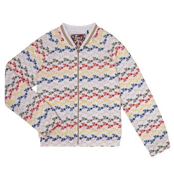 Kleidung Mädchen Jacken / Blazers Ikks DAN Multicolor