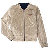 Kleidung Mädchen Jacken Ikks BEATRICE Marine / Gold