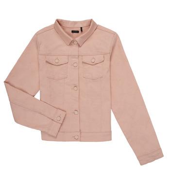 Kleidung Mädchen Jacken / Blazers Ikks SARA Orange