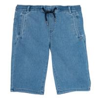 Kleidung Jungen Shorts / Bermudas Ikks PAGALI Blau