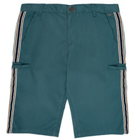 Kleidung Jungen Shorts / Bermudas Ikks MANUELA Blau / Grün