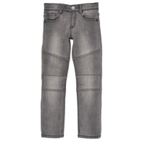 Kleidung Jungen Slim Fit Jeans Ikks GOELLON Grau