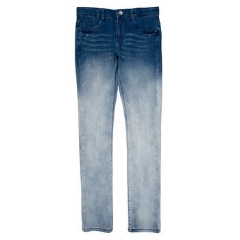 Kleidung Jungen Slim Fit Jeans Ikks BANALISE Blau