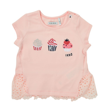 Kleidung Mädchen T-Shirts Ikks DANIA Rose