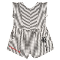 Kleidung Mädchen Overalls / Latzhosen Ikks NANIZA Multicolor