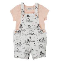 Kleidung Mädchen Overalls / Latzhosen Ikks BARTA Multicolor