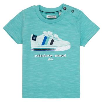 Kleidung Jungen T-Shirts Ikks MARIA Türkis