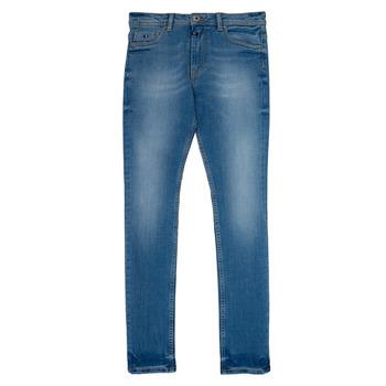 Kleidung Jungen Straight Leg Jeans Kaporal JEGO Blau