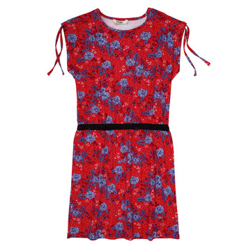 Kleidung Mädchen Kurze Kleider Kaporal JUNE Rot