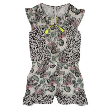 Kleidung Mädchen Overalls / Latzhosen Kaporal JOCA Grün