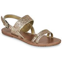 Schuhe Damen Sandalen / Sandaletten Chattawak MONIA Gold