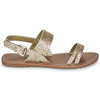 Chattawak MONIA Gold - Schuhe Sandalen / Sandaletten Damen 2375