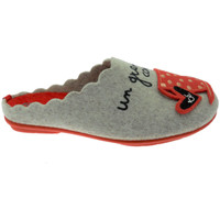 Schuhe Damen Pantoletten / Clogs Riposella RIP4550be blu