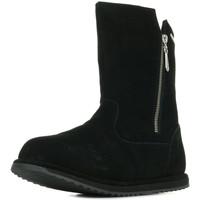 Schuhe Mädchen Klassische Stiefel EMU Gravelly Teens Schwarz
