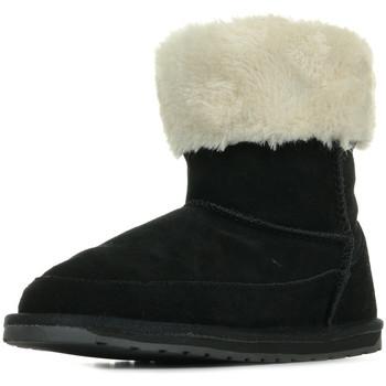 Schuhe Mädchen Schneestiefel EMU Ardle Schwarz