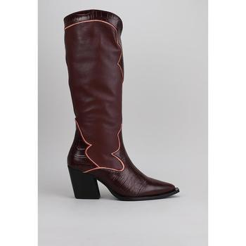 Schuhe Herren Klassische Stiefel Rt By Roberto Torretta NOA Rot