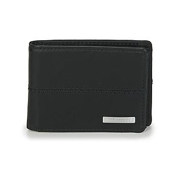 Taschen Portemonnaie Quiksilver NEW STITCHY WALLET Schwarz