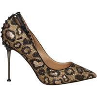 Schuhe Damen Pumps Guess OLEANE gold