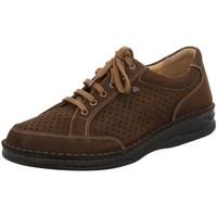 Schuhe Herren Derby-Schuhe Finn Comfort Schnuerschuhe 01110 390023 braun
