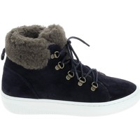 Schuhe Stiefel TBS Iceland Bleu Nuit Blau