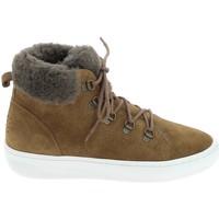 Schuhe Stiefel TBS Iceland Argile Grau