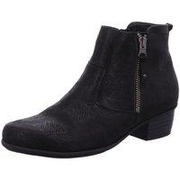 Schuhe Damen Low Boots Waldläufer Stiefeletten 967803-101/001 schwarz