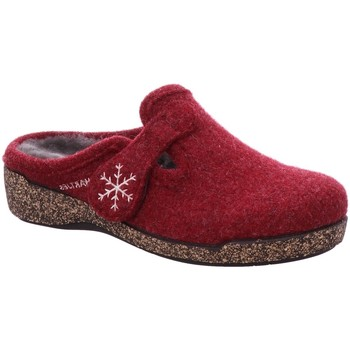 Schuhe Damen Hausschuhe Hartjes 86924 rot