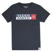 Kleidung Jungen T-Shirts Teddy Smith TOZO Marine