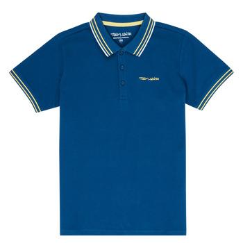 Kleidung Jungen Polohemden Teddy Smith PASY Marine