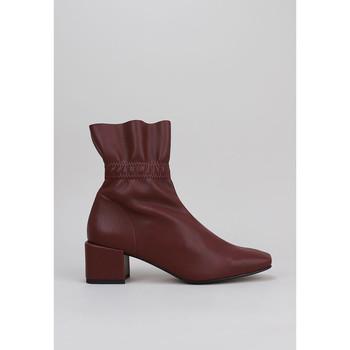 Schuhe Damen Low Boots Krack MUDE Rot