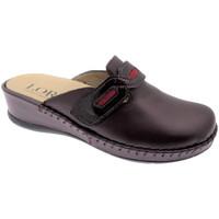 Schuhe Damen Pantoletten / Clogs Calzaturificio Loren LOM2803bo grigio