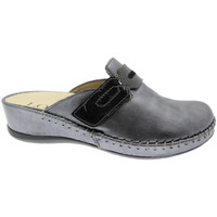Schuhe Damen Pantoletten / Clogs Calzaturificio Loren LOM2803gr grigio