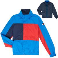 Kleidung Jungen Jacken Tommy Hilfiger MARION Blau