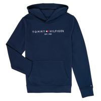 Kleidung Jungen Sweatshirts Tommy Hilfiger KB0KB05673 Marine