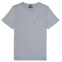 Kleidung Jungen T-Shirts Tommy Hilfiger KB0KB04140 Grau